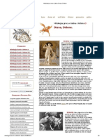 Mitologia greca e latina - Diana, Didone.pdf