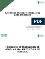3 Presentación CUSTODIOS SNICS - SINAREFI SEP 2011
