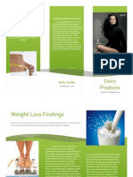 Dairy and Calcium Effects on Weight Loss