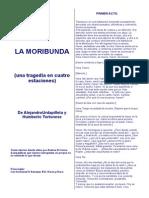 La Moribunda