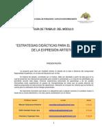 9069322 Estrategias Didacticas Para El Desarrollo de La Expresion Artistica