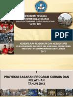 Kebijakan BinsusLat 2013