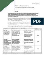 Analysis and Design phase Animoto.docx