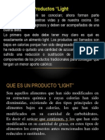 Producto LIGHT