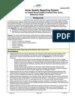 2012PQRS_MedicareEHR-IncentPilot_Final508_1-13-2012.pdf