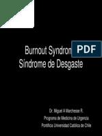 Syndrome Burnout