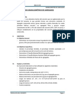 ANÁLISIS GRANULOMÉTRICO DE AGREGADOS
