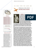 Mitologia greca e latina - Diomede, Dione, Dioniso.pdf