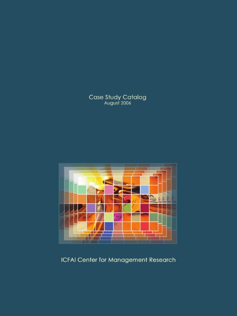 case studies marketing management