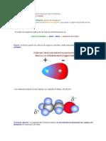 fuerzas de atracción entre moléculas
