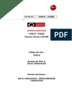 TC6510 Mirador Yanacocha TRS LOS