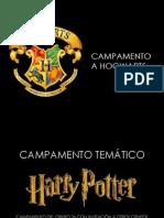 Campamento a Hogwarts