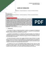 Daño de Formacion Yacimientos I(1)