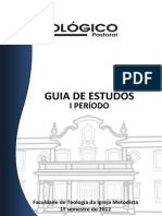 Guia de Estudos - 1 Periodo 2012