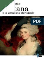 Roxana, o La Cortesana Afortunada - Daniel Defoe