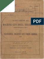 Supplement to machine gun drill regulations (provisional) 1917 and provisional machine gun firing manual, 1917 381.pdf