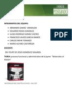 Analisis Funcional y Administrativo de La Pyme EL HALCON