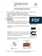 Manejos de Instrumentos Electricos(Dfe Aqldair)