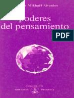 Aivanhov - Poderes del pensamiento.pdf