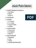 P17-Semiconductor Photon Detectors