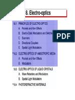 P18 Electro Optics