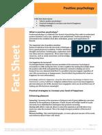 Flow (psychology) pdf | Flow (Psychology) | Emergence