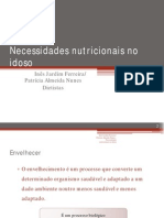 07 Necessidades Nutricionais No Idoso