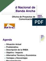Red Nacional de Banda Ancha
