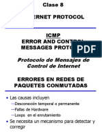 Clase 8 - Icmp
