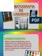 Cromatografia de Liquidos