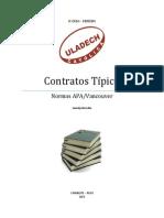 Normas APAVancouver - Contratos
