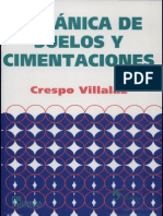 Mecanica de Suelos - Crespo Villalaz (1)
