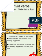 lesson4 verbs in the past