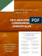 COMPROMISOS AMBIENTALES