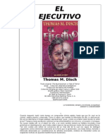 Disch, Thomas M. - El Ejecutivo