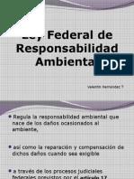 Ley de Responsabilidad Ambiental