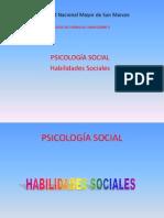 5-Habilidades Sociales  Toxicología