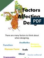 Factors Affecting Design.ppt