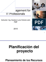 8 Plan de Los RRHH