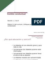 1_3 Cambio Conductual
