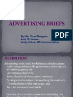ADVERTISING BRIEFS.ppt