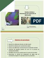 Presentación Recoleccion de Informacion
