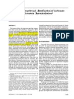 Lucia 1995 Rock-FabricPetrophysical Classification of Carbonate Pore Space