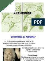 ALZHEIMER y Cascada Inflamatoria