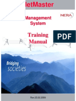 NetMaster Training Manual