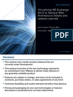 BCA2053-Virtualizing MS Exchange 2010 at General Mills - Architecture Details and Lessons Learned_Final_US.pdf