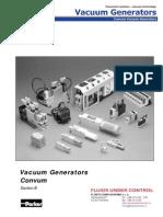 912 Vacuum Generators B FT