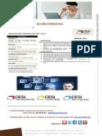Formación GESTION DE PROYECTOS DE I+D+I