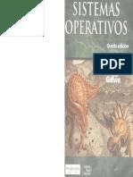 Sistemas Operativos- Silberschatz Galvin
