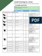 Xunda IP Camera Quotation V1306.pdf